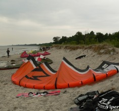 photo gallery Poland - kitesurfing