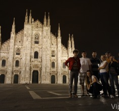 photo gallery Milan - an architectural trip