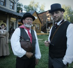 photo gallery Hell on Wheels - 1st run (1st part)