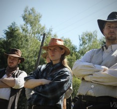 photo gallery Hell on Wheels - 1st run (2nd part)