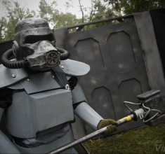 photo gallery Fallout LARP 2014